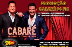 Banner: Promoção Cabaré 94 FM