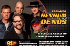 Banner: Promoção Nenhum de Nós