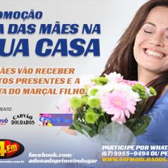 Banner: Dia das Mães na Sua Casa