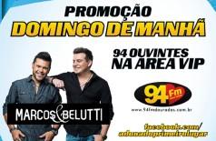 Banner: Promoção: Domingo de Manhã