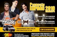 Banner: Promoção Expoac 2016