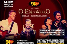 Banner: Promoção O Encontro 94 FM