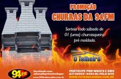 Banner: Churras da 94 FM
