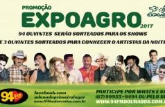 Banner: Promoção Expoagro 2017