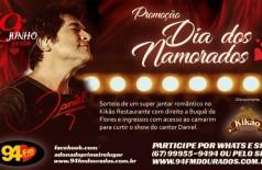 Banner: Promoção Dia dos Namorados 94 FM