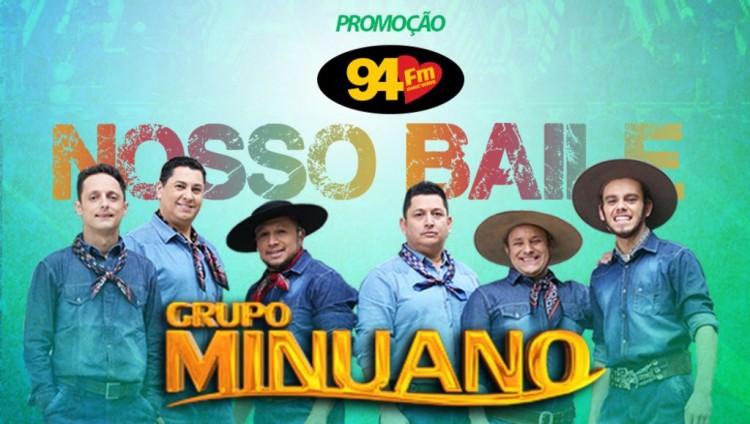 Banner: Nosso Baile com Grupo Minuano