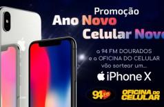 Banner: Ano Novo, Celular Novo
