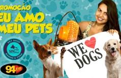 Banner: Eu amo meu Pet