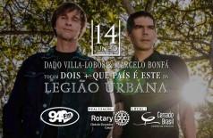 Banner: Legião Urbana