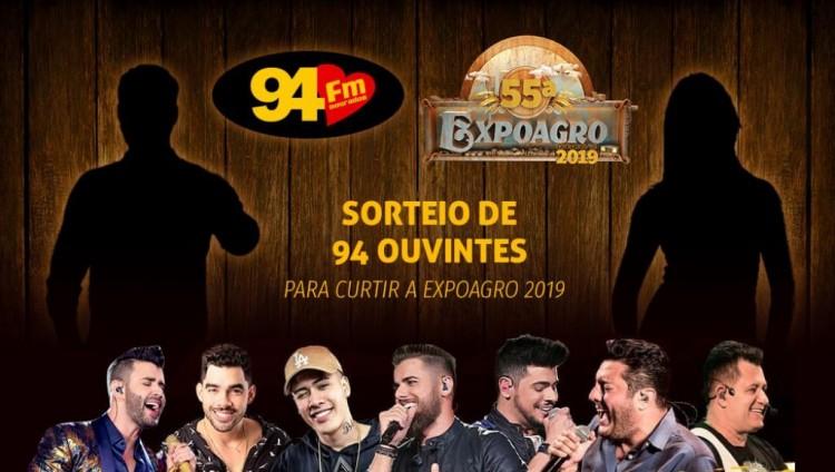 Banner: Expoagro 2019