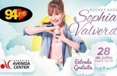 Banner: Pocket Show Sophia Valverde