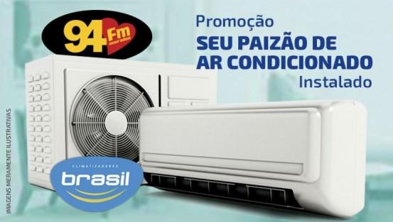 Banner: Seu paizão com um ar condicionado