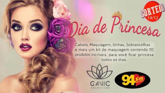 Banner: Dia de Princesa