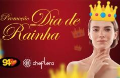 Banner: Dia de Rainha
