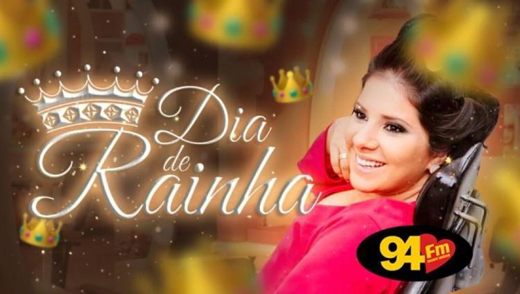 Banner: Super Dia de Rainha