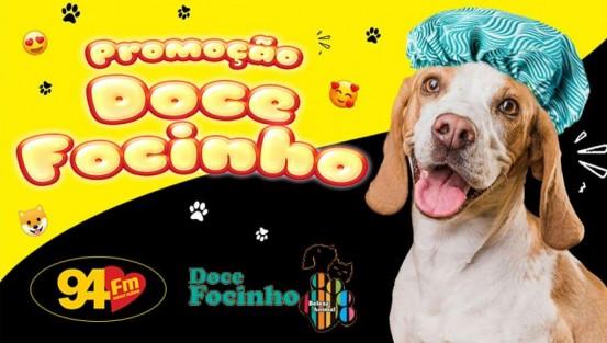 Banner: Doce Focinho