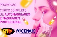 Banner: Curso Completo de Maquiagem Profissional