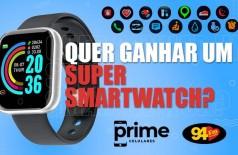 Banner: Quer ganhar um Smartwatch?