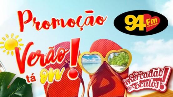 Banner: VERÃO TÁ ON