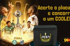 Banner: Final da Libertadores