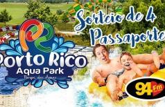 Banner: Passaporte Porto Rico Acqua Park