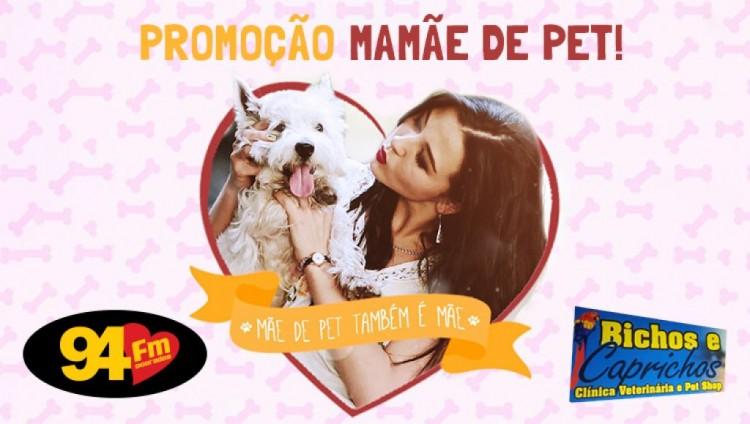 Banner: Mamãe de Pet