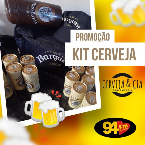 Banner: Kit Cerveja Cia dos Pais