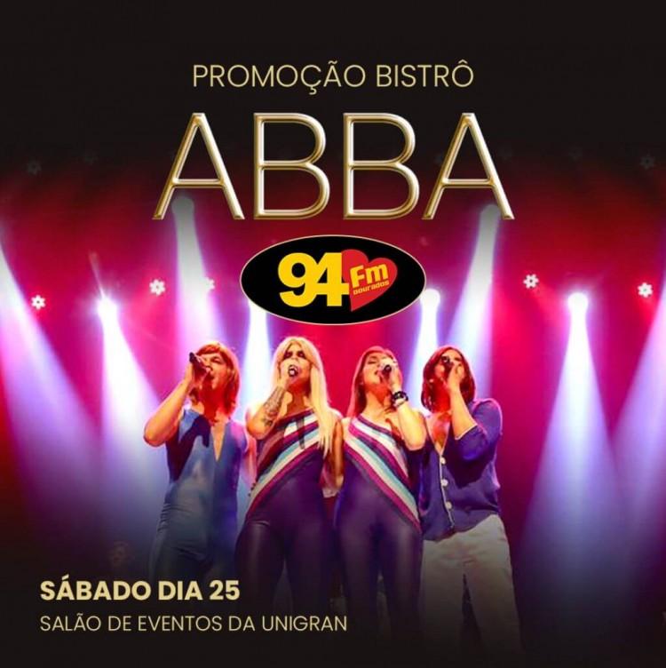 Banner: Abba The Music