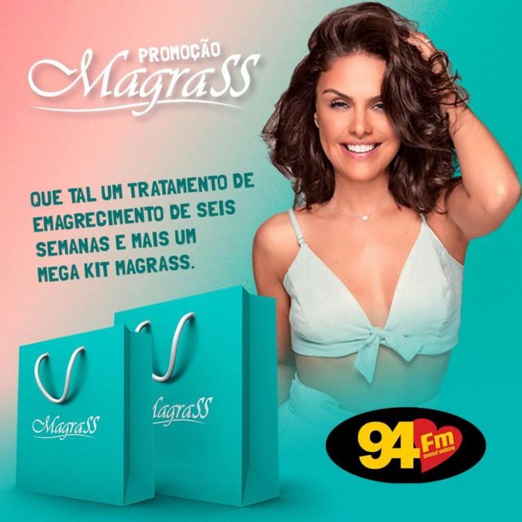 Banner: Presente Magrass Dourados