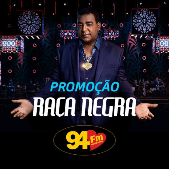 Banner: Show Raça Negra em Dourados
