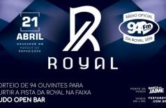 Banner: Royal 2018