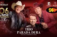 Banner: Trio Parada Dura 2018